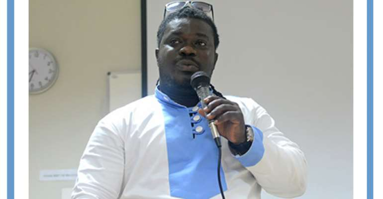 Obour Re-Elected MUSIGA President