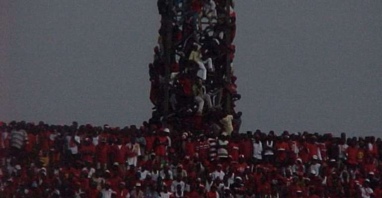 Kotoko yet to declare CAF Cup gate proceeds