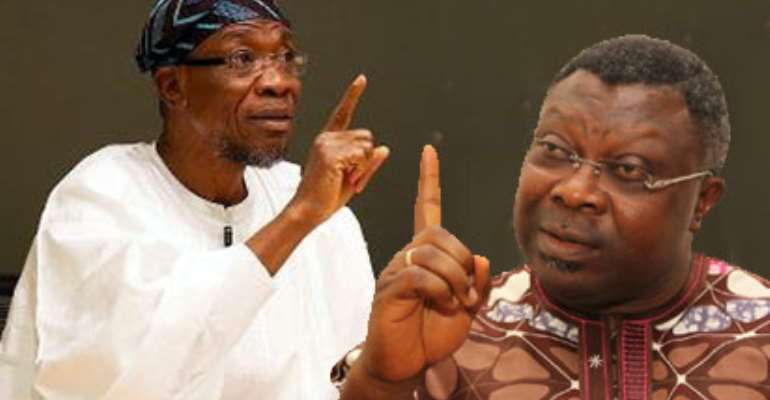 Aregbesola's Destruction Of Education In Osun State