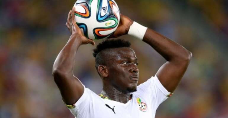 2014 World Cup: Ghana defender Daniel Opare hits back at critics over USA display