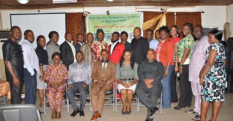 NATIONAL DIALOGUE: CIVIL SOCIETY SETS AGENDA