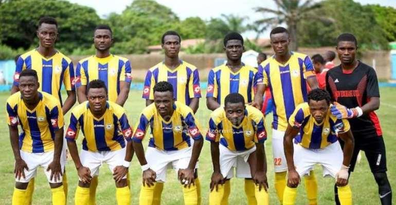 New Edubiase United reverse decision to quit Ghana Premier League