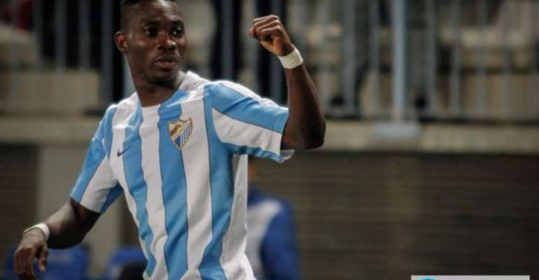 Spanish Malaga exploring the possibility of signing Christian Atsu from Chelsea