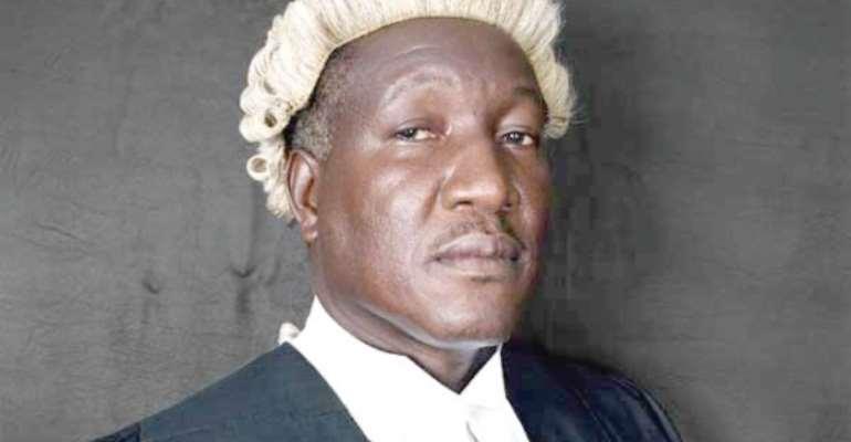 Presidential oath saga: Lawyers descend on GBA president