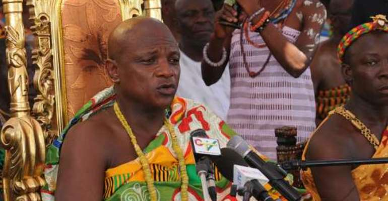 Volta chiefs asked to grant access to all political parties