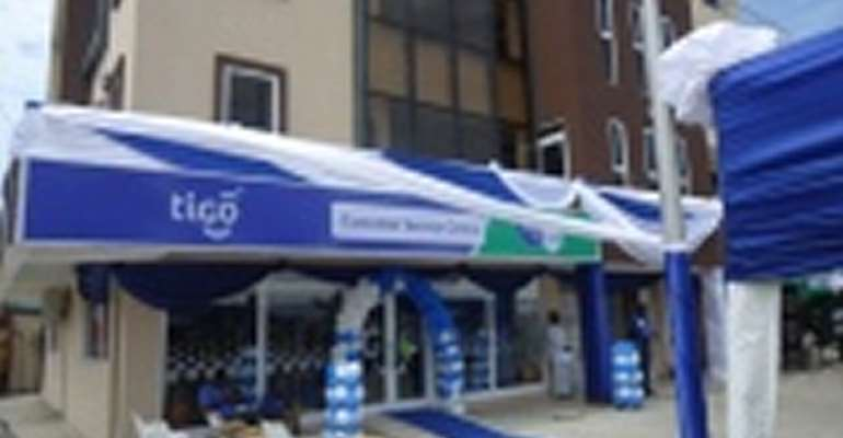 Tigo opens ultra-modern Customer Care center in the Western region
