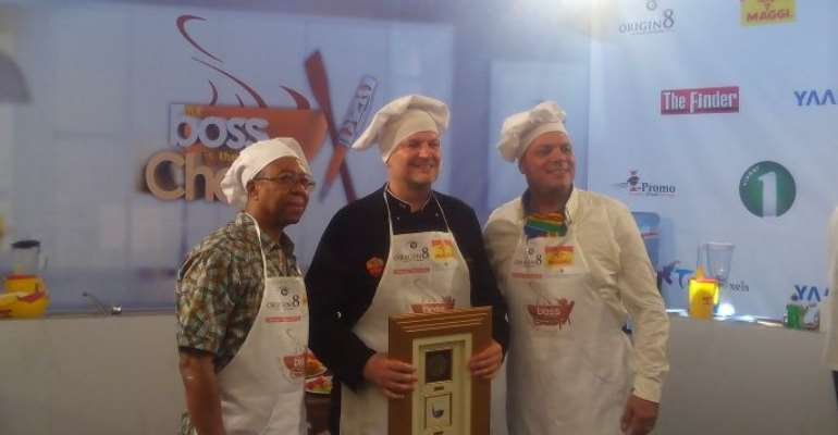 Casa Trasacco's CEO is the best chef