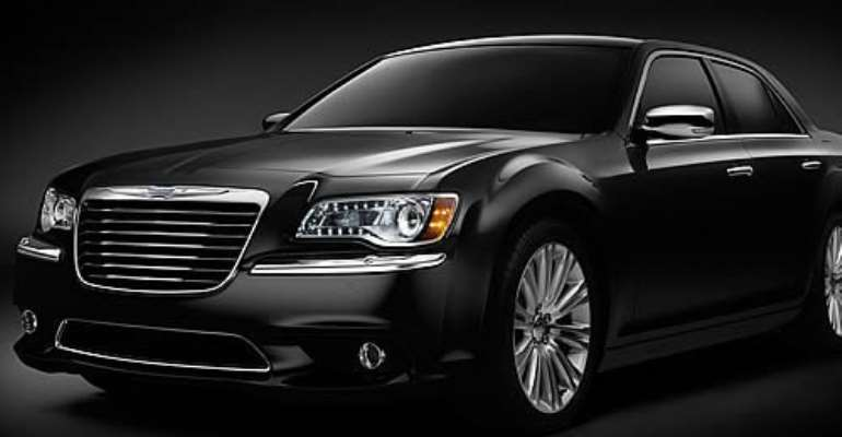 Ministry of Energy blows millions on luxury cars