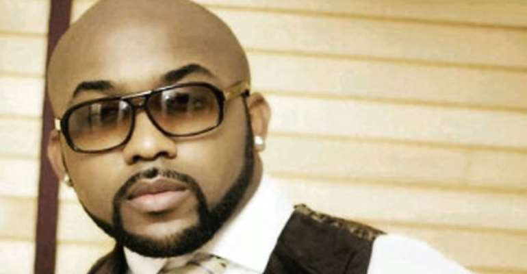 See what Banky W has been hiding