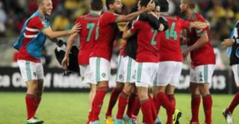 Morocco banned from next two Afcons