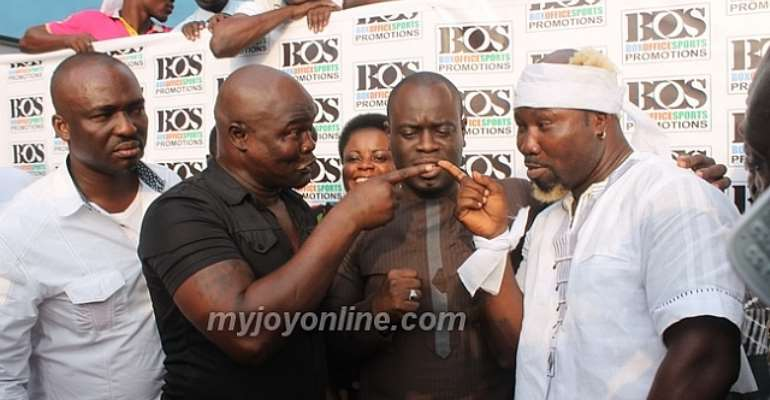 Banku vrs Powers bout rescheduled for May 2
