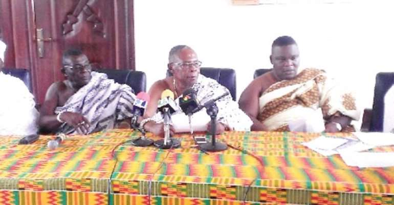 Two traditional areas clash over jurisdiction of Dumsor vigil location