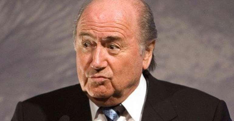 Fifa's Sepp Blatter 'under investigation in US'