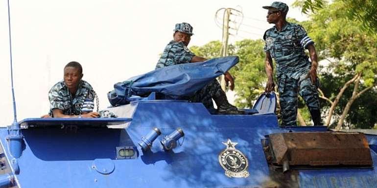 Investigate Police Killings In Anlo—AYC Demands