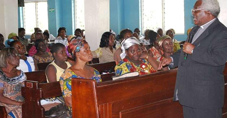 Presbyterian Church Seeking To Pray For Ghana