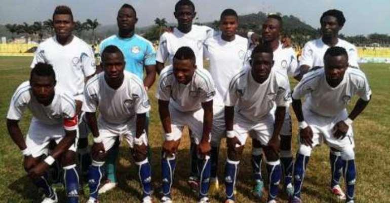 Ghana Premier League: Berekum Chelsea pip Bechem United