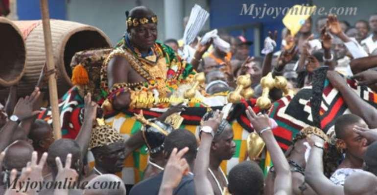 Otumfuo Osei-Tutu II @ 10: Any Legacy?