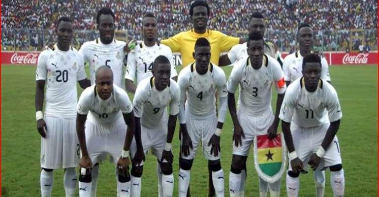 Konadu Faces Big Test  …As Stars Take On Guinea Today