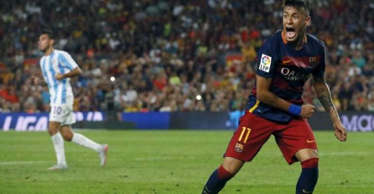 Barcelona star Neymar: I don't want to join Manchester United