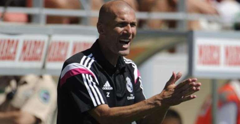 Zidane gets three-month coaching ban