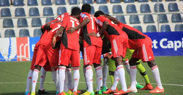 Ghana Premier League- Match Report: Promoted Academy side WAFA shock with second-place finish after All Stars draw