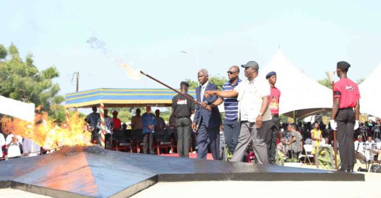 37th June 4 uprising commemoration in pictures