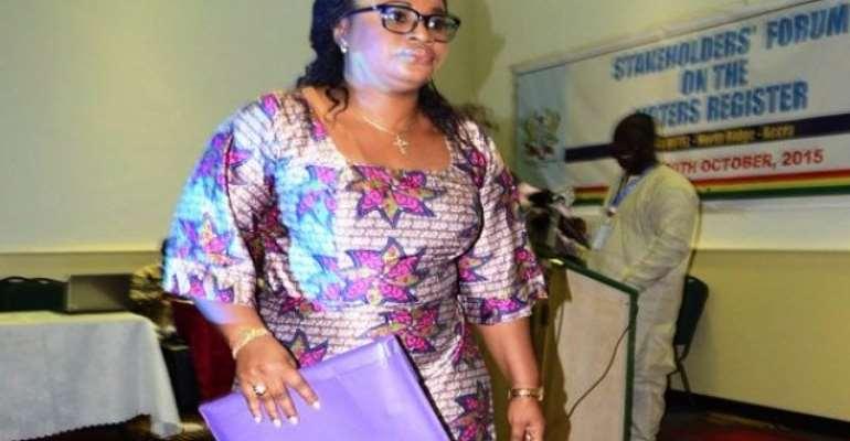 Mrs. Charlotte Osei