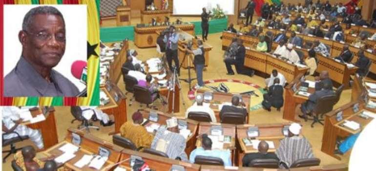 Ya Na, Mobila and cocaine probes high on Mills' menu