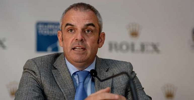 Paul McGinley hoping for European winner in The Open