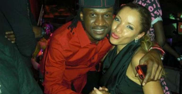 P-Square's Paul Okoye Proposes To Anita