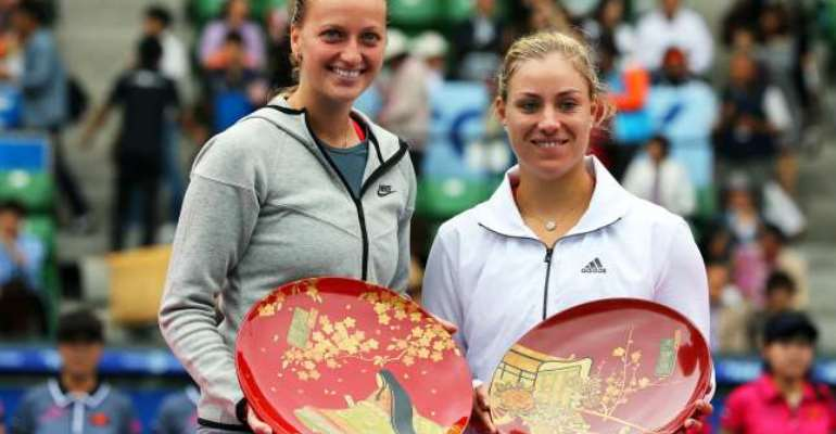 Petra Kvitova and Angelique Kerber to play in Fed Cup final