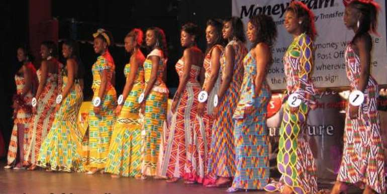 The Fate Of Miss Ghana Pagent To Be Determined Today