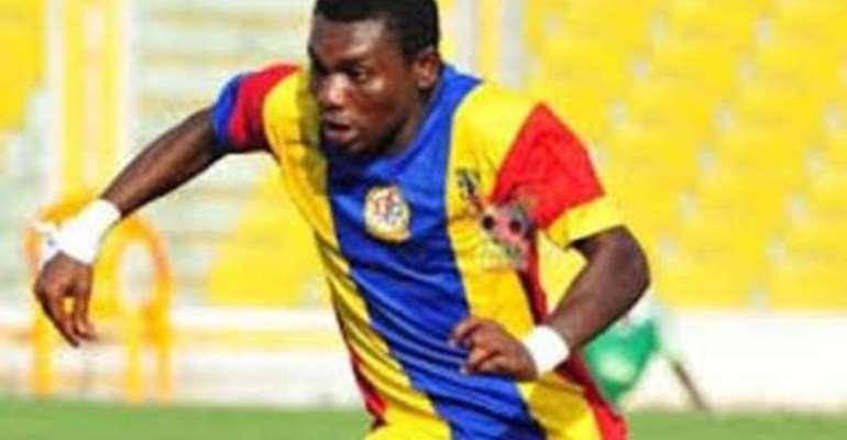 Transfer news: Philip Boampong joins Sekondi Hasaacas