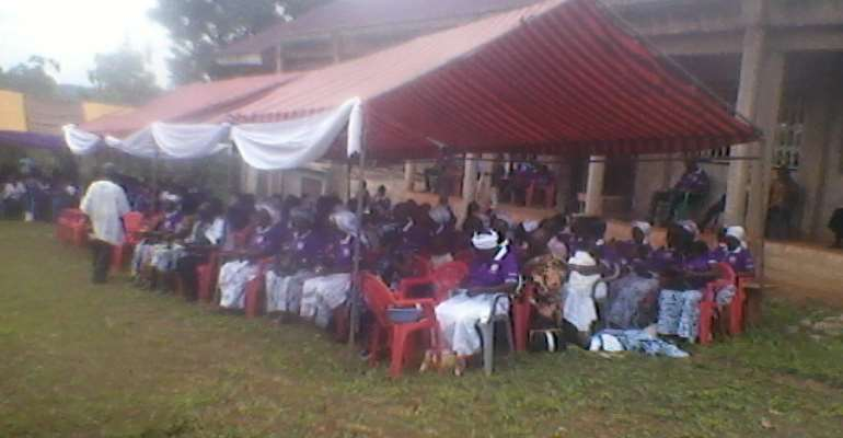 Sda Church Opens Beposo District.