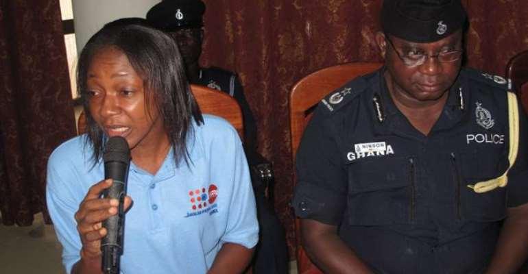 UNFPA organises workshop on violence prevention for police