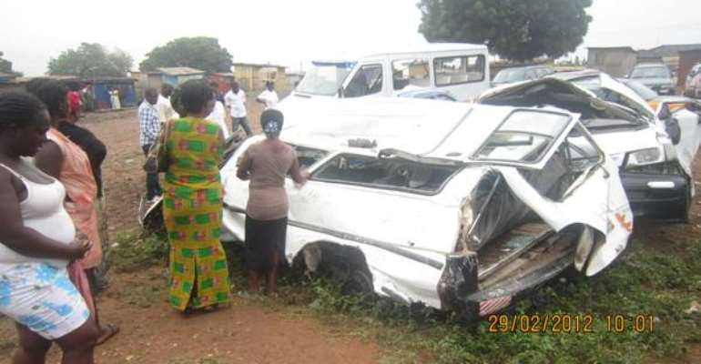 Three confirmed dead in Abeka-Lapaz accident