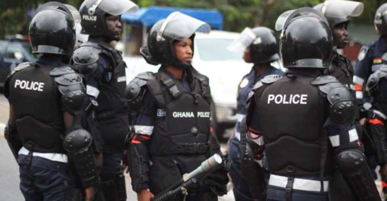 3 Police officers arrested over death of 27yr-old