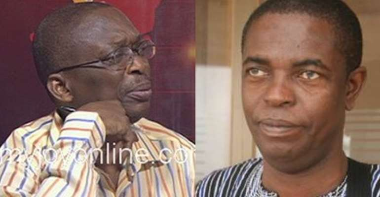 President Mahama Alleged Bribery Scandal – Pratt Salutes Kwaku Baako, Others