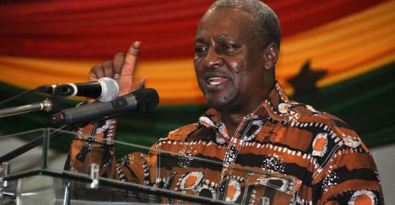 President Mahama announces road package for Northern Region
