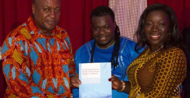 Research Work On Ghanaian Music Industry Launched