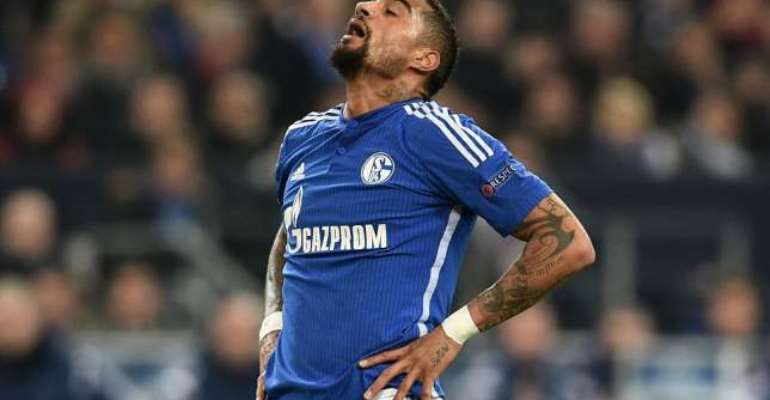 1 win in 6: Prince Boateng's Schalke stunned on home grounds by Leverkusen