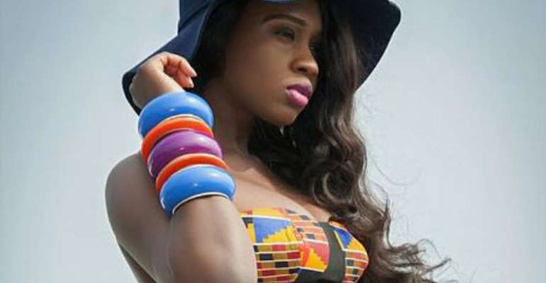 I Can Act Nude For One Million Dollars —Princess Shyngle