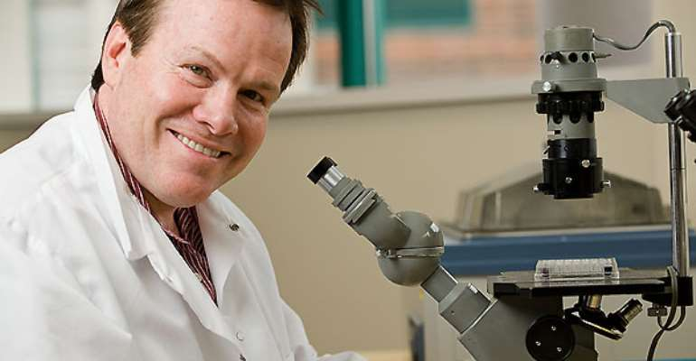 US renowned researcher wins grant to develop HIV Vaccine