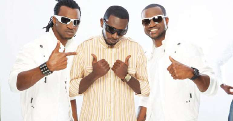 May D Set to Drag P-Square to Court