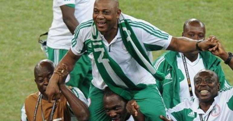Deadlock: Nigeria FA holds back Keshi's list