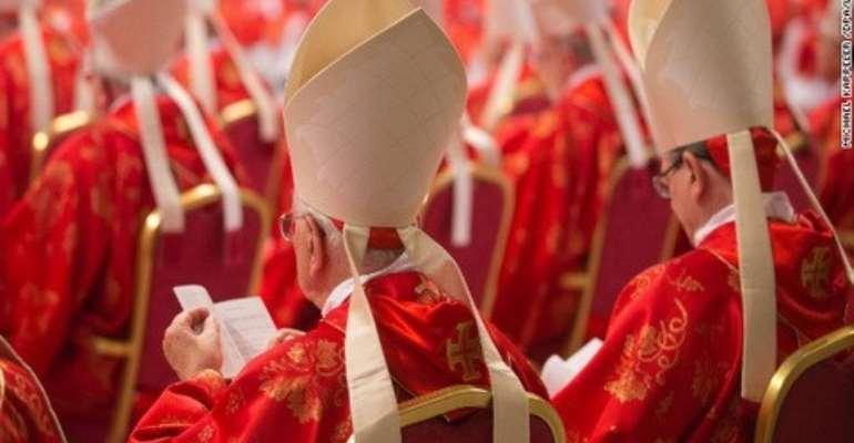 Appiah Turkson's fate hangs as Conclave vote inconclusive