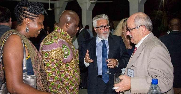 US Support To Ghana For Ebola Preparedness