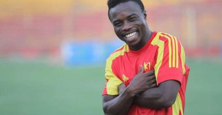 Augustine Okrah bags brace to send Al Merreikh to second place in Sudanese top-flight