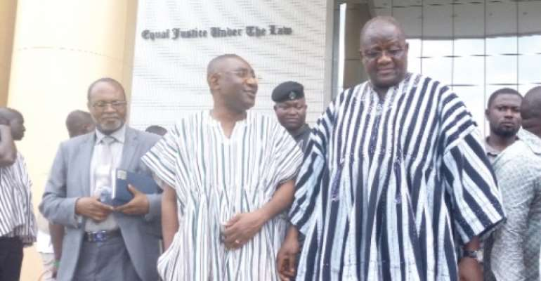 Afoko, NPP case degenerates into accusations