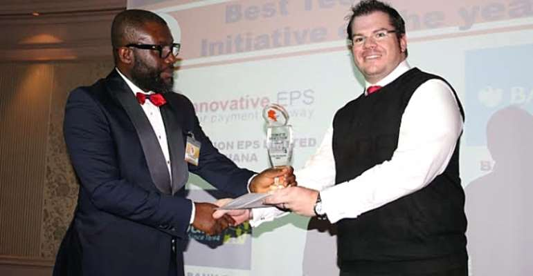 Payzone wins Best Technology Initiative of the Year Award in Africa